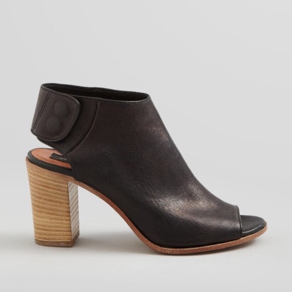 Steven By Steve Madden Shoes - Steven by Steve Madden Slaater Open Toe Bootie